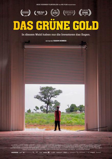 "Premiere des Dokumentarfilms ""DAS GRÜNE GOLD"" am 5. Oktober"