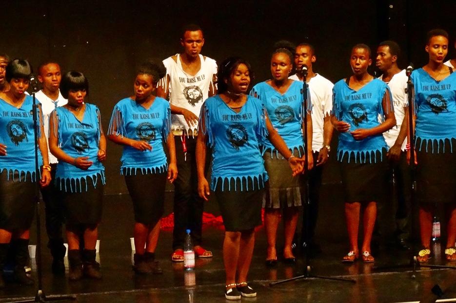Sing It Loud – Der Kanaani Jugendchor aus Tansania zu Besuch in Deutschland