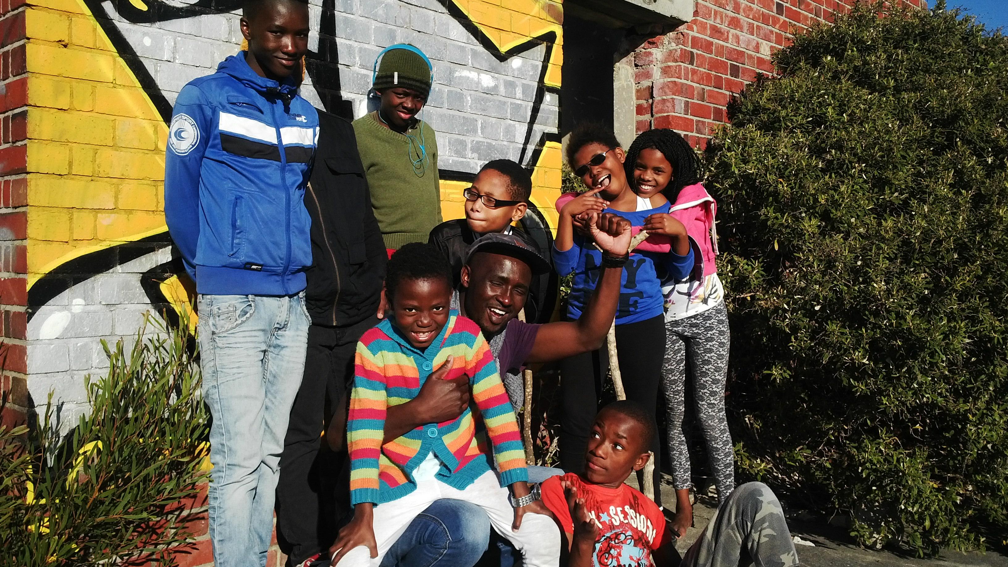 HOKISA Ikhaya Lethu – Kinderheim in Masiphumelele