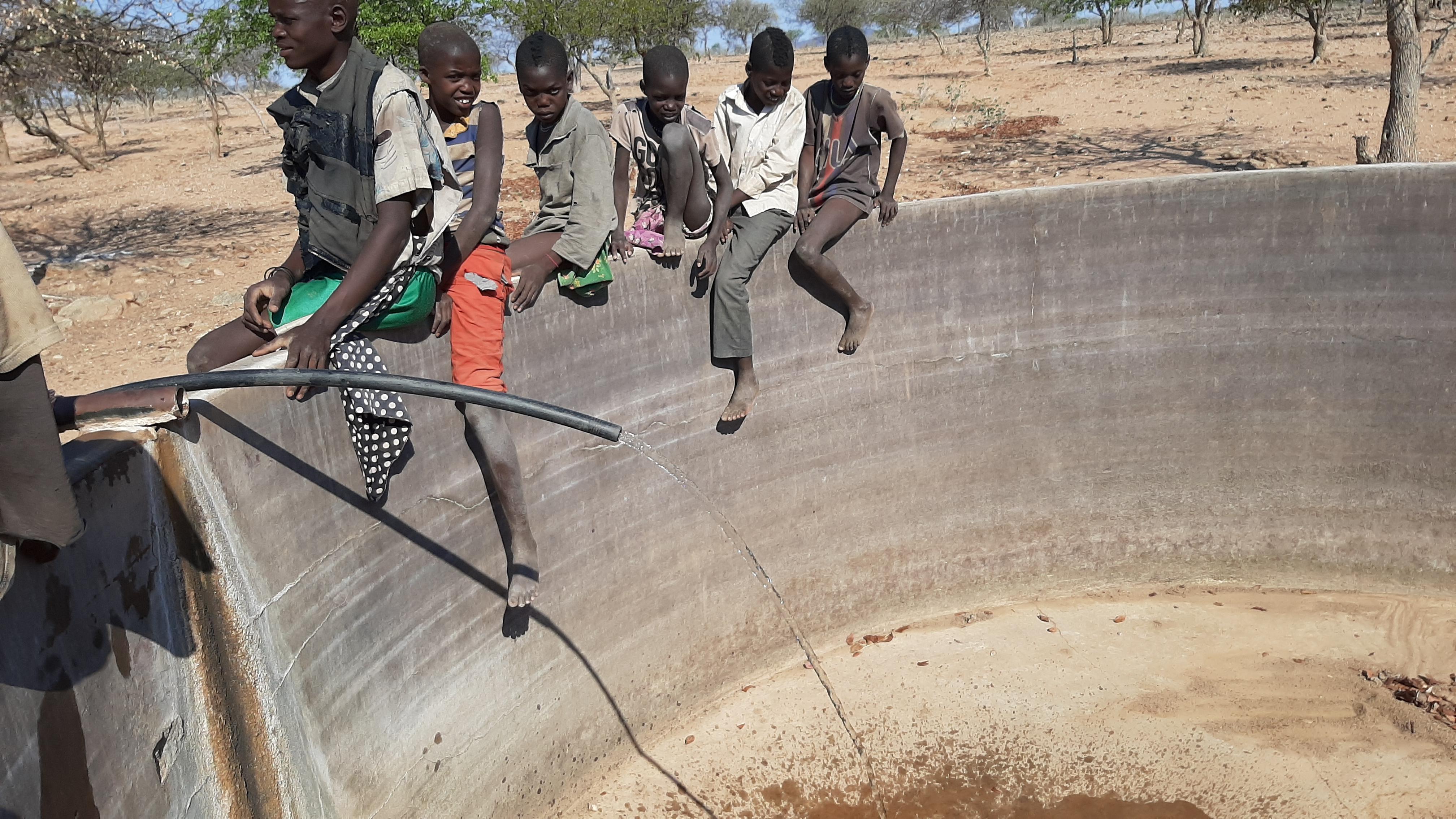Das Okapara Wasserprojekt
