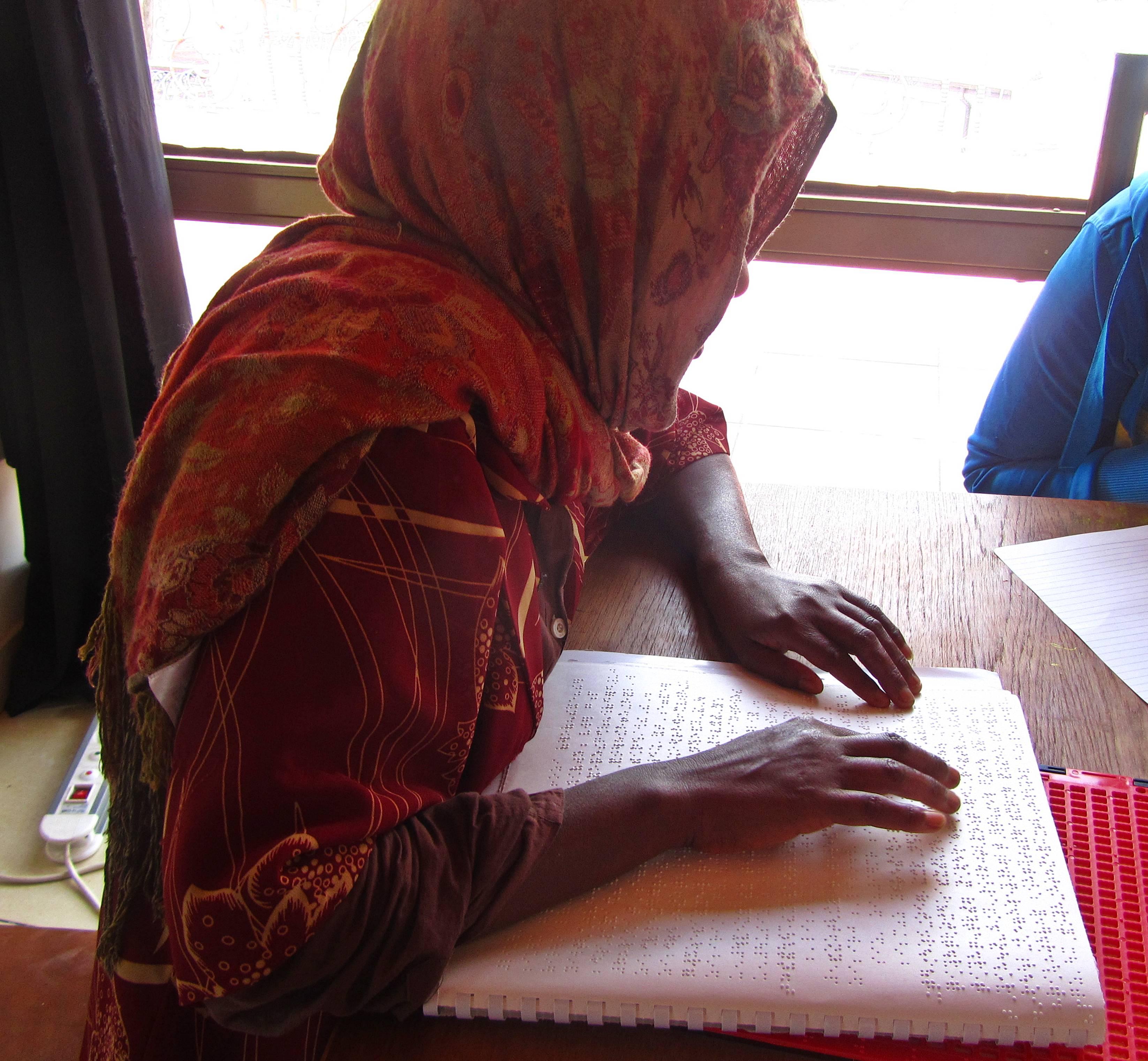 Together - Hilfe für blinde Menschen in Äthiopien