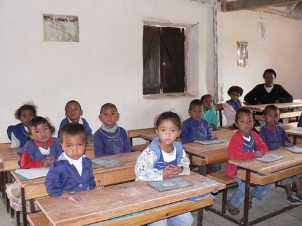 Schul- und Ausbildungsprojekte in Ambohimandroso, Madagaskar